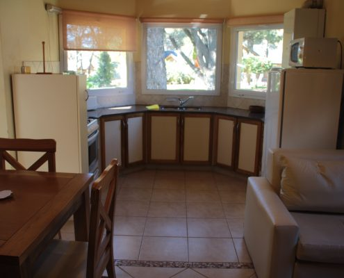 Kaassh - Sala de estar - Cocina
